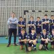 Echipa de handbal juniori III CSU Suceava