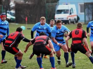 Rugbyul sucevean a avut un reviriment anul acesta