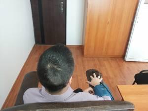 Principalul suspect, un tânăr acum în vârstă de 18 ani, Vasile Vlăduţ Puşcaşu, a picat testul poligraf (detectorul de minciuni)