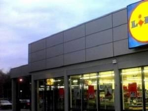 Magazinul Lidl de la ieşirea din Suceava spre Șcheia, închis pe 24 și 25 ianuarie pentru modernizare