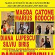 """Actorii Magda Catone și Marius Bodochi aduc la Suceava piesa """"Părinţi teribili"""""""