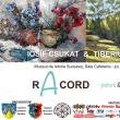 """""""Racord"""", expoziţie de pictură şi lansare de carte, la Muzeul de Istorie Suceava"""
