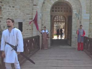 Cetatea Sucevei își așteaptă oaspeții din celelalte cetăți ștefaniene