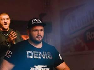 """Fostul campion la categoria grea la lupte greco-romane şi luptător MMA Ghiţă Ignat, alias """"Ursul Carpatin"""", arestat pentru răpire şi şantaj"""