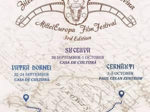 Zilele Filmului Istoric în Bucovina – MittelEuropa Film Festival, ediţia a III-a