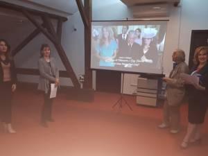 Proiectul Francofonia în comunitate, la Biroul Francez