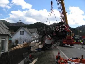 Două femei rănite după un nou accident la Prisaca Dornei