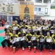 Sportivii de la He Pai Suceava (negru-galben) au dominat naţionalele de copii la Qwan Ki Do