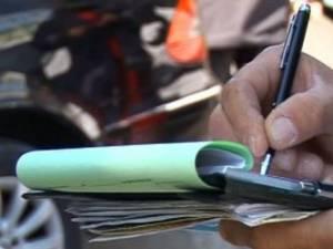 Sancţiuni de peste 100.000 lei, aplicate în doar trei ore de poliţiştii Serviciului de Investigare a Criminalităţii Economice