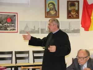 """Lansare de carte și lansarea proiectului Turnul Unirii, la Biserica """"Naşterea Maicii Domnului"""" Suceava"""