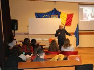 Proiect de educație cinematografică în școli, implementat în județul Suceava