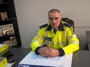 Subcomisarul Daniel Șincari  a subliniat că marea problemă a începutului de an sunt accidentele cu victime pietoni