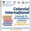 """Colocviul Internațional """"Evaluare în învățământul superior. Provocări și perspective"""", la USV"""