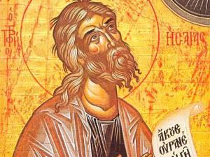 Sfântul Proroc Isaia