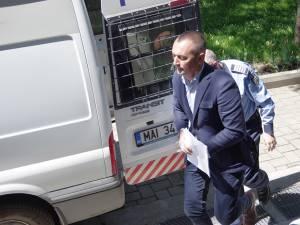 Daniel Mihail Creţu, prezentat în faţa procurorilor