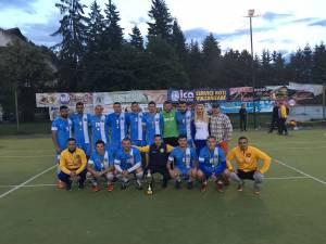 Inter Conti s-a impus la Cupa Bergenbier