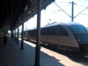 Emoţii şi entuziasm la trenul inaugural Suceava-Putna