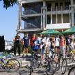 Campanie pe bicicletă