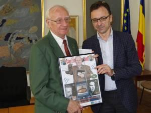 """Premiul """"Roman Istrati"""" pentru artă plastică i-a fost acordat artistului plastic Radu Bercea"""