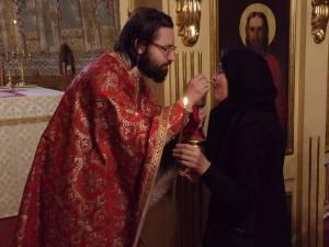 Ordinea credincioșilor înaintea Sfântului Potir