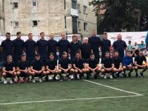 Bucovina Rădăuţi s-a calificat în şaisprezecimile Cupei României