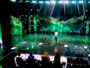 "Un elev de la Colegiul ""Petru Rareş"" Suceava a impresionat juriul de la X Factor"