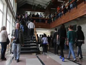 Studenți și profesori ai USV, la Tabăra CreativLit Ipotești
