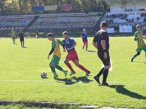 ASA Rarău Câmpulung Moldovenesc a obţinut cel mai categoric succes al rundei