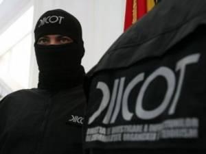 Poliţia Română și D.I.I.C.O.T. au efectuat 119 percheziţii, pentru destructurarea unor grupări de criminalitate organizată