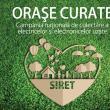 """Campania ECOTIC """"Oraşe Curate"""" a ajuns la Siret, cu tichete cadou pentru participanţi"""