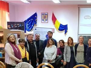 """Proiect Erasmus+ la Liceul Tehnologic """"Iorgu Vârnav Liteanu"""""""