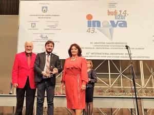 USV a câştigat Premiul pentru cea mai bună invenţie europeană în cadrul unui salon de inventică din Croația