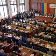 Sala Ştefan cel Mare s-a dovedit neîncăpătoare la şedinţa solemna a CJ Suceava