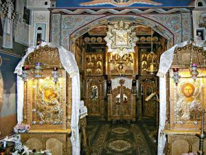 """Biserica """"Sf. Nicolae"""" din curtea Spitalului Vechi - Suceava"""