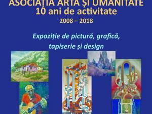 """Expoziție de pictură, grafică, tapiserie și design, joi, la Galeria de Artă """"Ion Irimescu"""" Suceava"""
