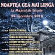 Solstițiul de iarnă-Noaptea cea mai lungă, la Muzeul de Istorie