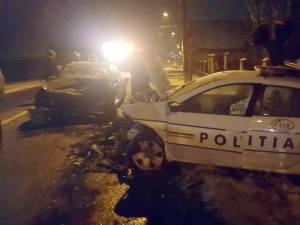 Dacia Logan a suferit avarii de peste 50%