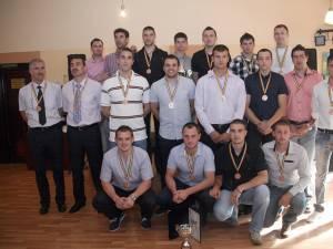 În 2011, Universitatea Suceava s-a clasat pe locul trei în Liga Naţională de Handbal