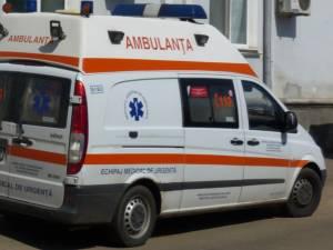 Un bărbat băut s-a rănit după ce a căzut de pe un ATV
