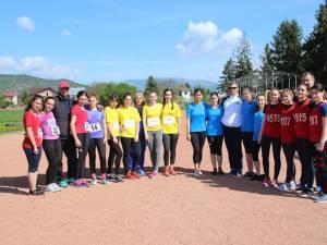Competiţie sportivă pentru elevii colegiilor militare din ţară, la Câmpulung