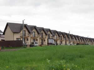 Complex de locuinţe la Ipoteşti