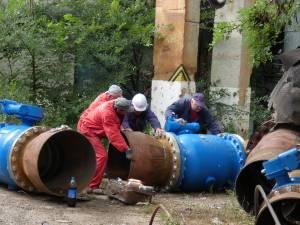 Furnizarea apei calde a fost reluată în cartierul Burdujeni