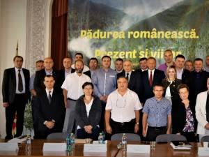 """""""Pădurea românească. Prezent şi Viitor. 2020-2030"""" - Platformă profesională în domeniul forestier"""