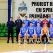 """Sala de sport a Școlii Gimnaziale """"Ion Creangă"""" din Suceava va organiza un turneu puternic premergător celui oficial semifinal"""