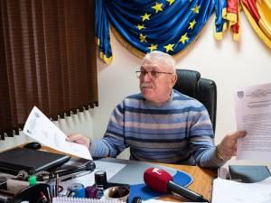 Primarul din Valea Moldovei, Constantin Moroșan