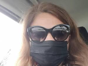 Gabriela Voinea, Bahrain: Toată lumea stă în casă, rafturile sunt pline mereu