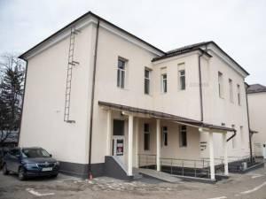 Sectia Boli Infectioase Spitalul Suceava
