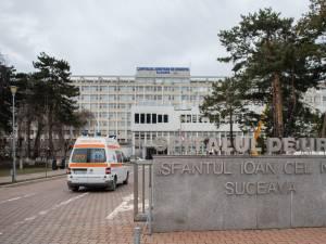 Spitalul de Urgență Suceava se redeschide pentru pacienții non-Covid din 2 iunie