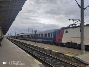 Au reintrat în circulație și trenurile spre Ardeal și Banat