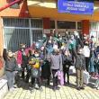 """Acțiune de ecologizare desfășurată cu implicarea elevilor de la Școala """"Bogdan Vodă"""" Rădăuți"""